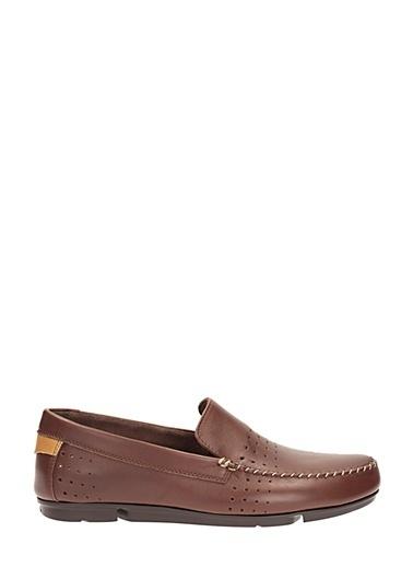 Clarks %100 Deri Klasik Ayakkabı Kahve